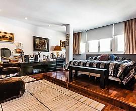 Luxus-Wohnung zum Kauf im Viertel Sarria-Sant Gervasi