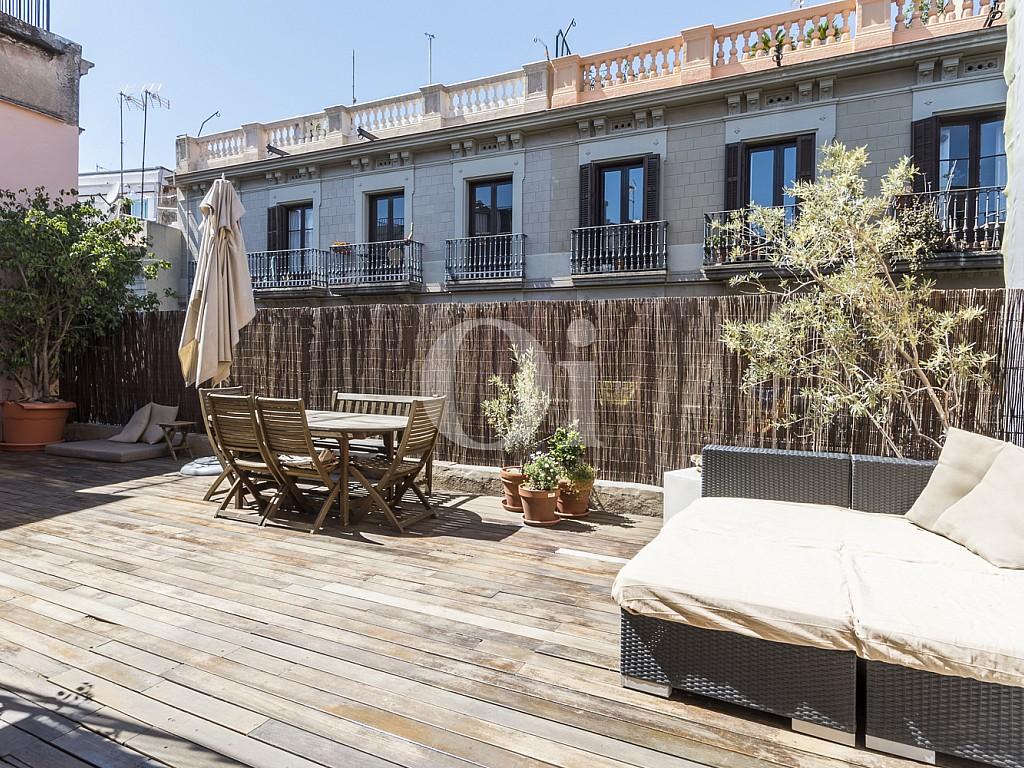 Пентхаус на продажу в Барселоне