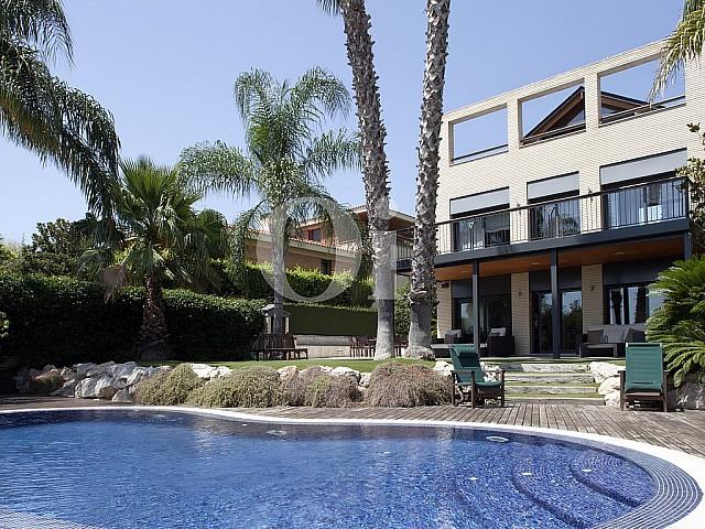 Exclusiva casa en venta en la mejor zona de Pedralbes