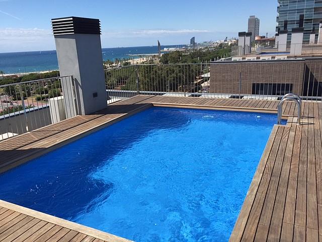 Appartement en vente à inaugurer en front de mer dans le Poblenou, Barcelone