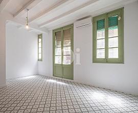 Encantador apartamento en venta en el Raval
