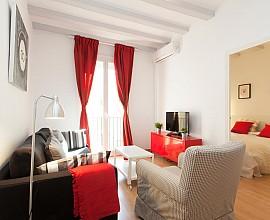 Schönes reformiertes Apartment im gothischen Viertel, dem Barrio Gótico von Barcelona