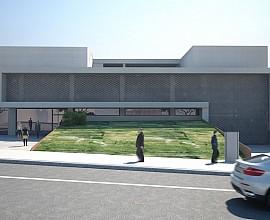 Immeuble en vente à Barcelone, Zona Franca, idéal pour des grands investisseurs.