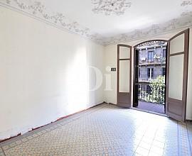 Продается квартира без ремонта с гидравлическим полом в  Грасии