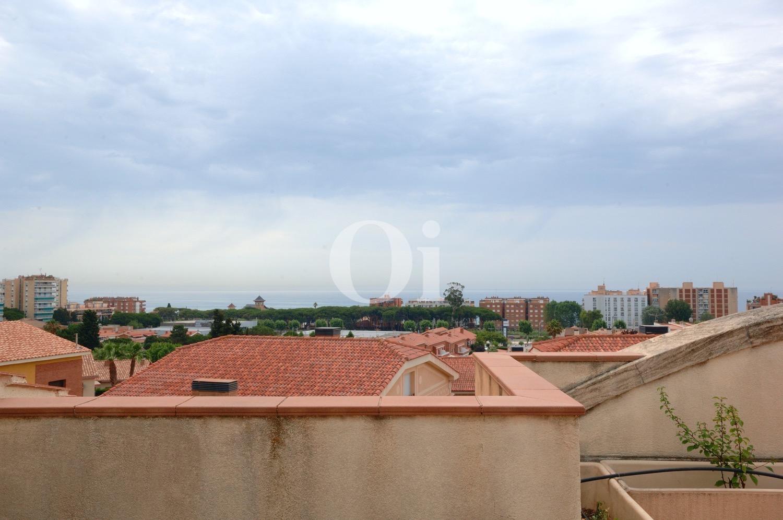Casa unifamiliar en venta vistas al mar Sant Vicenç Montalt Maresme Mar Costa Playa