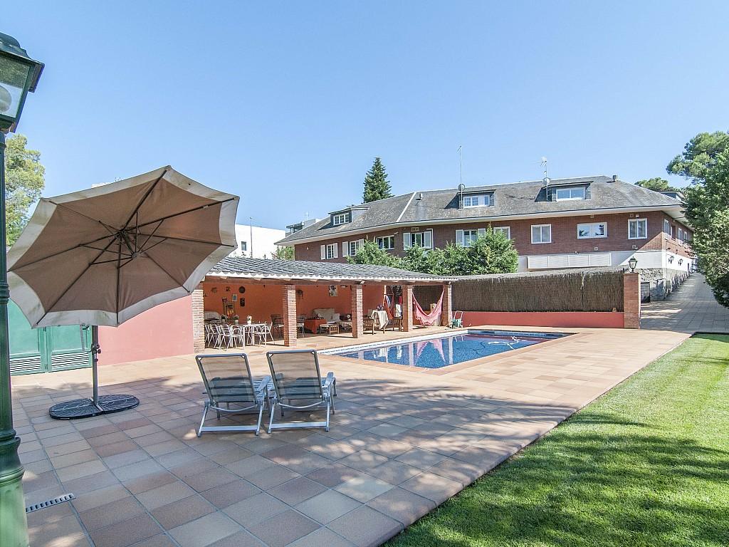 Casa familiar venta piscina Sant Cugat del Vallès