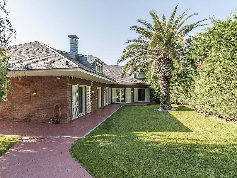 Casa familiar venta piscina Sant Cugat del VallèsCasa familiar venta piscina Sant Cugat del Vallès