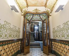 Gran edificio en venta en el Eixample Dreta de Barcelona