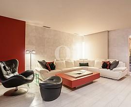 Espectacular apartament de disseny en venda a Sant Gervasi