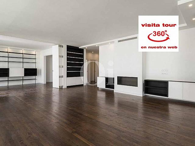 Piso en venta de 360 m2 con reforma de calidad en el Turó Park, Barcelona