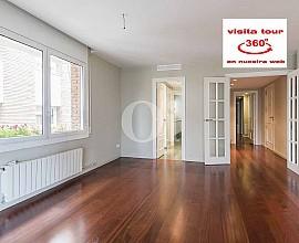 Excellent flat in an exclusive building in Sarria-Sant Gervasi, Barcelona