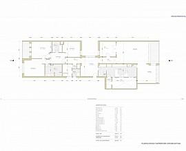 230 m2 Wohnung zum Verkauf zu renovieren in Turó Park, Barcelona