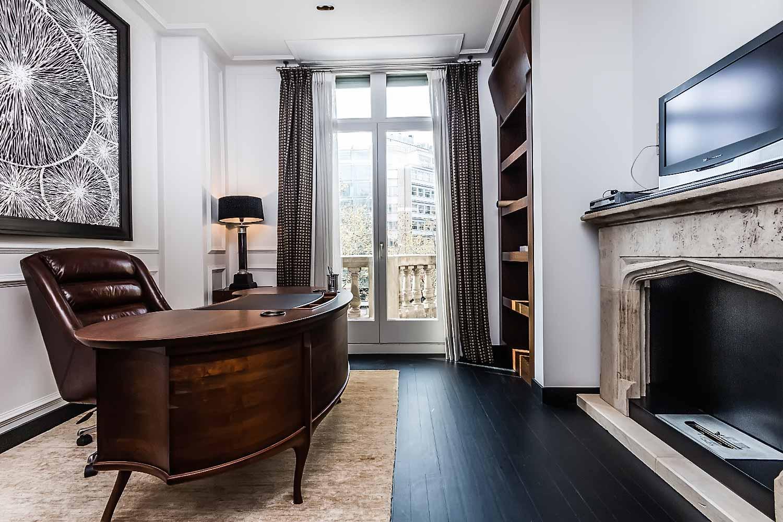 Bureau calme dans un appartement en vente a Eixample Barcelone