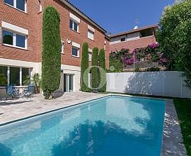 Продается эксклюзивный дом в престижном районе Барселоны