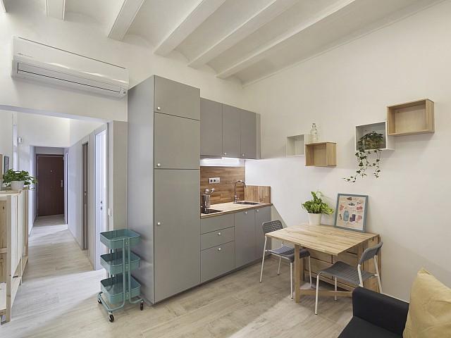 Apartament en venda a estrenar en el Raval, Barcelona