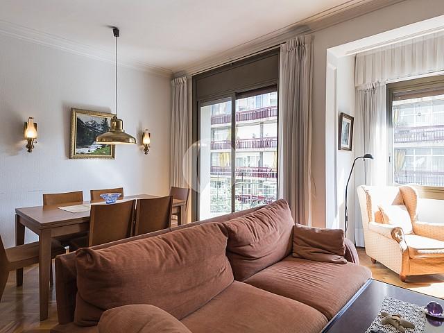 Geräumige Wohnung zum Verkauf in der Nähe von Francesc Macià in Eixample Esquerre, Barcelona