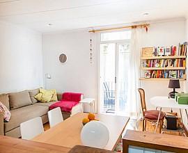 Warme Wohnung zu verkaufen in der Gotik im Herzen von Barcelona