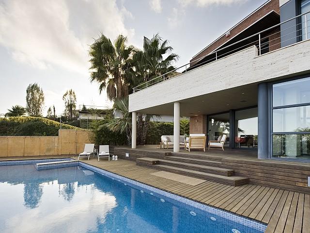 Casa en venta en zona privilegiada en Premià de Dalt, Maresme