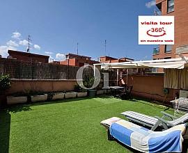 Duplex en attique fantastique avec grande terrasse dans le quartier de Peramas de Mataró