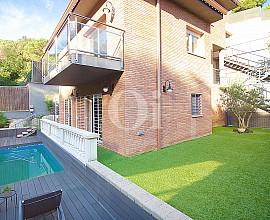 Fantastic design house four winds for sale in Alella, Maresme