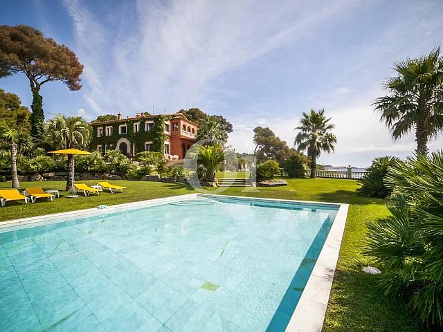 Exclusiva villa en venta en Torre Valentina, Sant Antoni de Calonge, Costa Brava