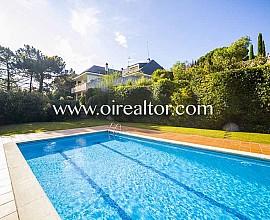 Lujosa villa en venta en Sant Andreu de Llavaneres, Maresme