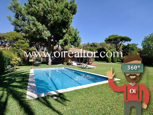 Preciosa casa en venda amb vistes al mar a Sant Andreu de Llavaneres, Maresme