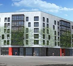 Продается элитная новая квартира в Саграда Фамилия