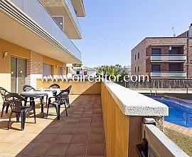 Planta baja  con terraza en venta en nueva promoción en Roda de Bará
