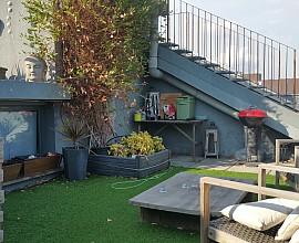 Ático dúplex con terraza de 60 m2 en el Poblenou, Barcelona