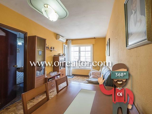Appartement en vente dans les hauts quartiers de Gracia à côté du Campo del Europa, Barcelone