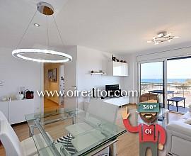 Продается квартира на первой линии от моря в Бадалоне