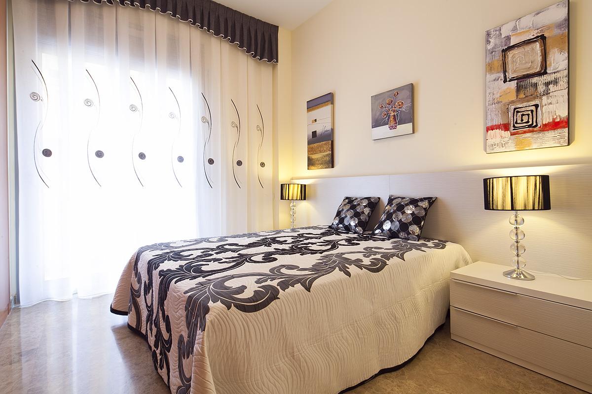 Dormitorio doble, habitación doble, habitación, dormitorio, cama, cama doble