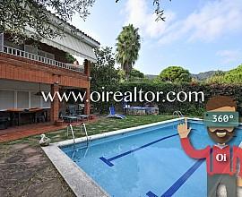 Fantástica casa en venta en Premià de Dalt, Maresme