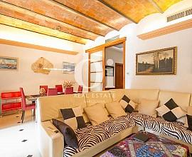 Magnífic pis principal en venda amb gran terrassa de 45m2 a l'Eixample Dreta