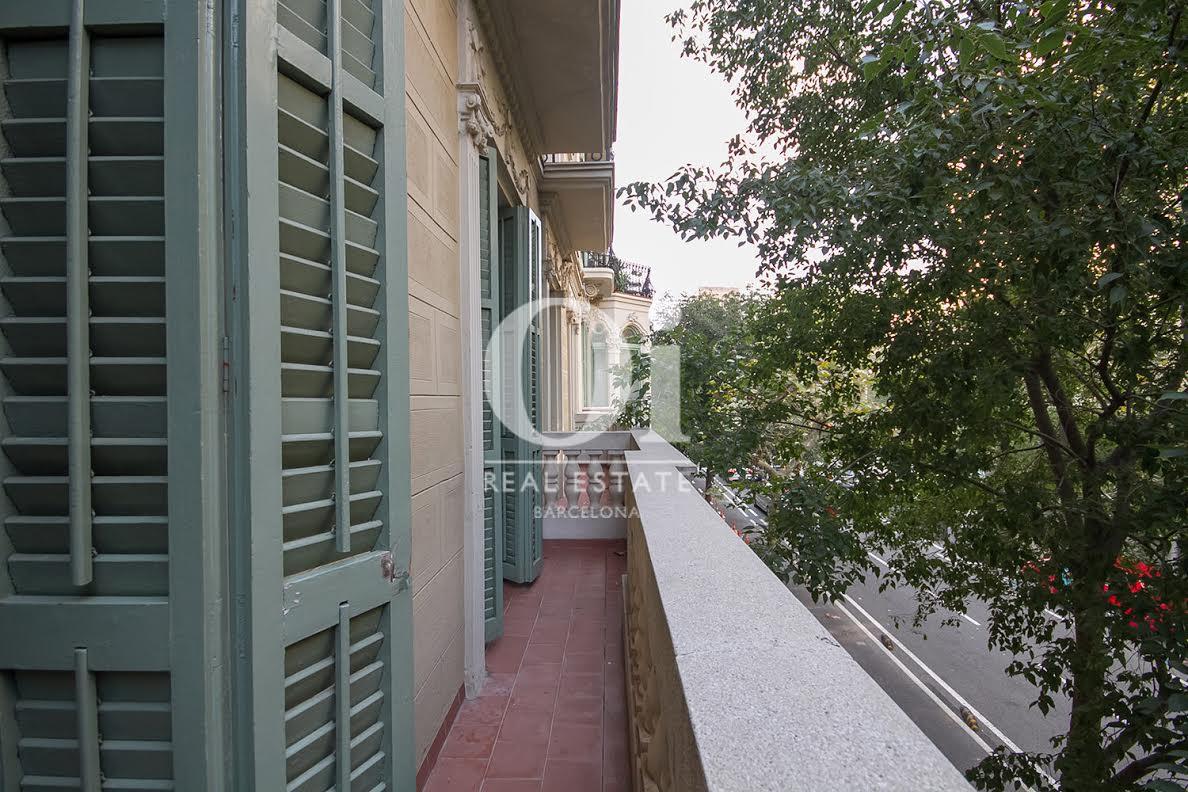 Terraza, terraza con vistas, vistas, vistas a la ciudad, vistas a la calle, terraza con vistas a la calle