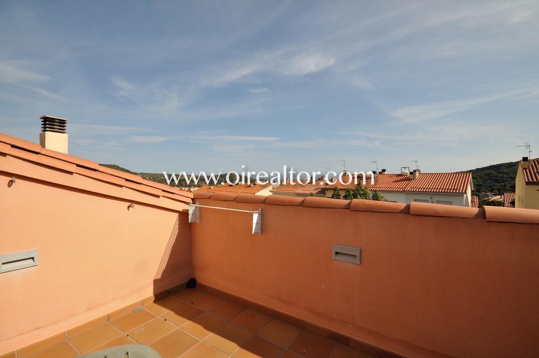 Terraza, terraza con vistas, vistas, casa con terraza, vistas a la ciudad, solárium,