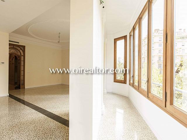 Продается великолепная квартира с ремонтом на Диагональ, Эшампле Эскерра