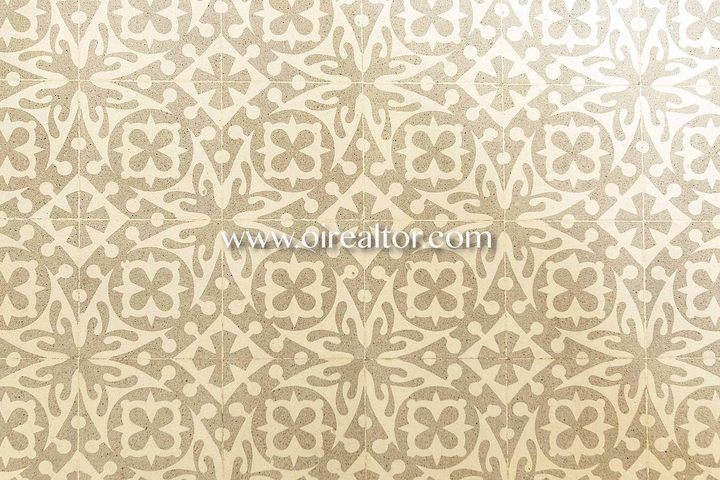suelo, mosaico, suelo de mosaico, suelo modernista, modernista, modernismo