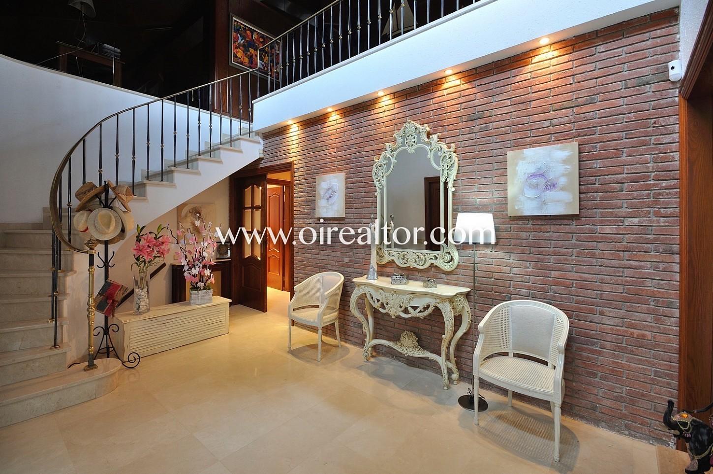 recibidor, pasillo, tocador, escalera, bonito recibidor