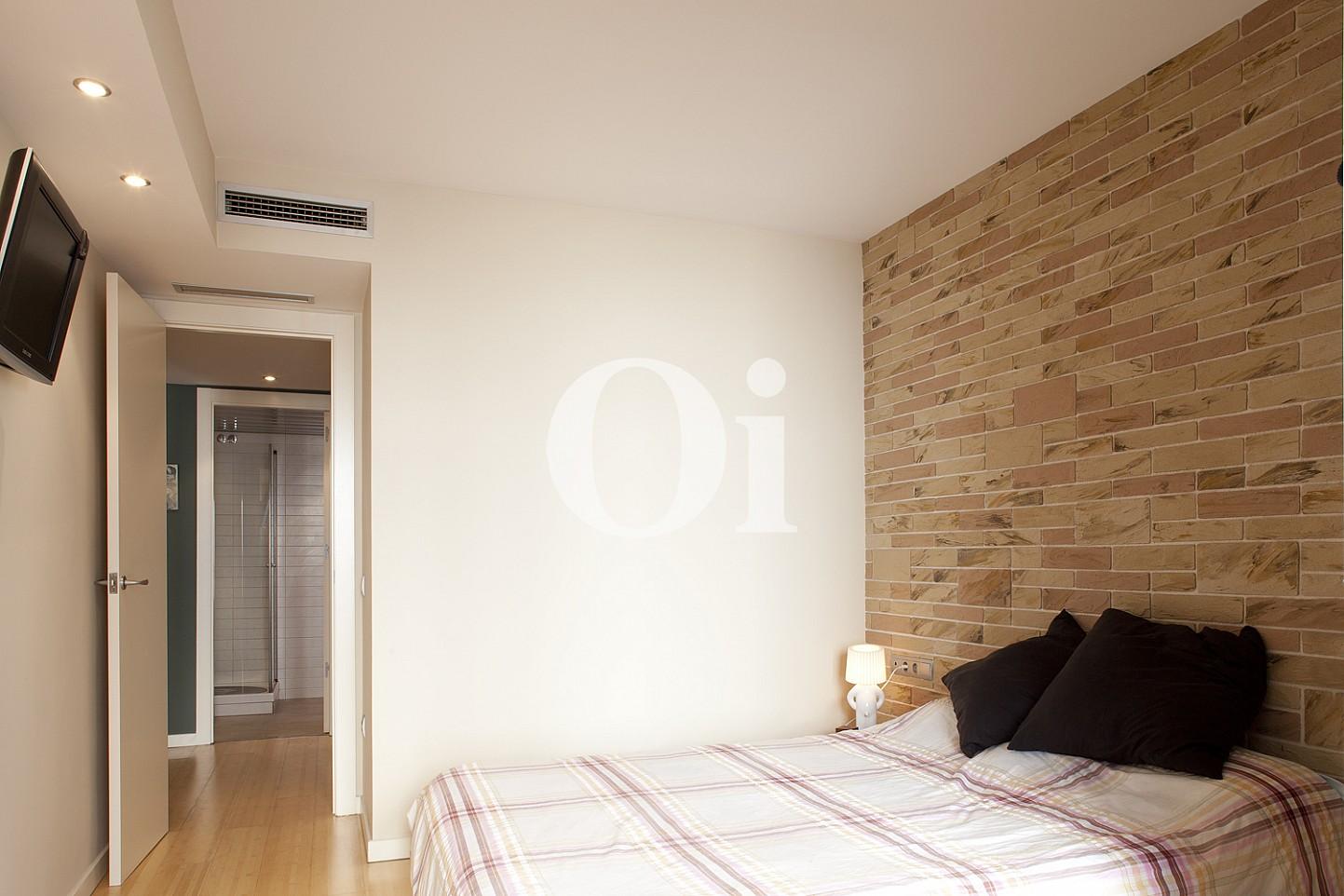 dormitorio, dormitorio doble, habitación, habitación doble, luminosa, dormitorio luminoso, tocho visto