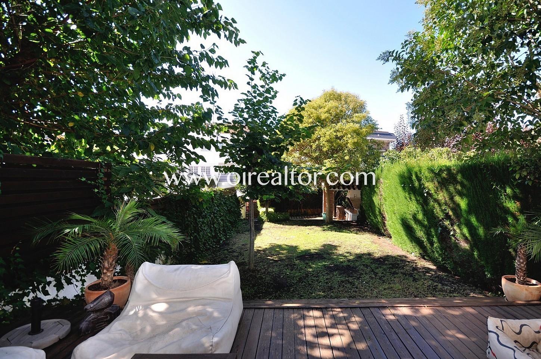 barbacoa, jardín, casa con jardín, jardín con barbacoa, jardín soleado