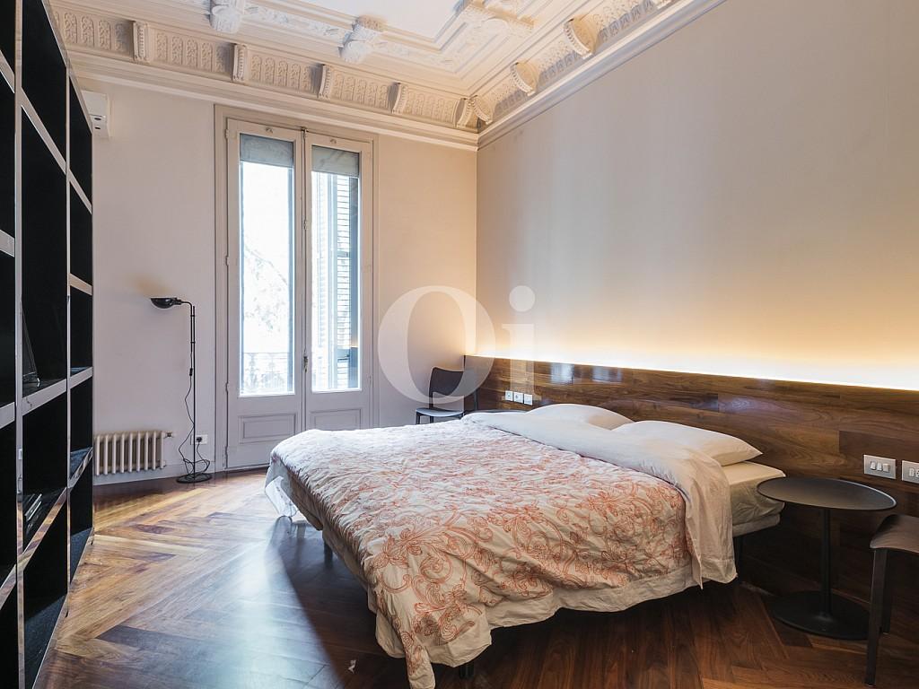 dormitorio, habitación, dormitorio doble, habitación doble, cama, cama doble, habitación con terraza, terraza, dormitorio con terraza