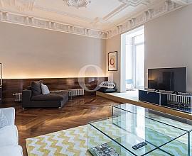 Appartement luxueux à louer dans l'Eixample, Barcelone