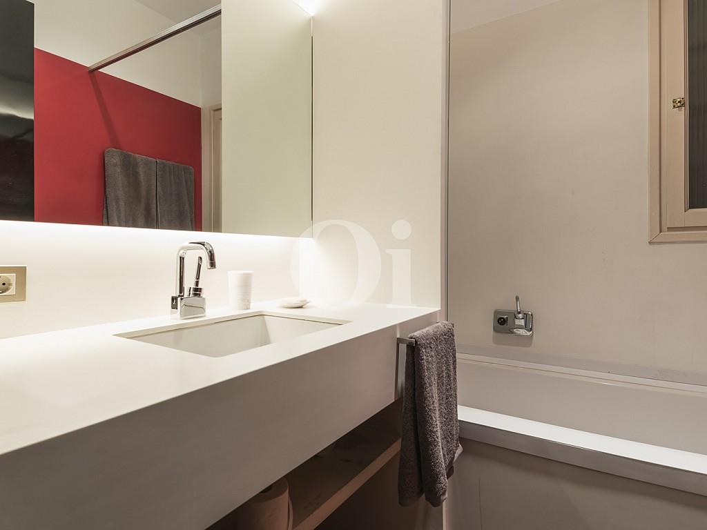 baño, baño completo, aseo, lavabo, grifos