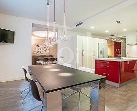 Apartament de disseny per llogar amb pàrquing a Sant Gervasi-Galvany, Barcelona