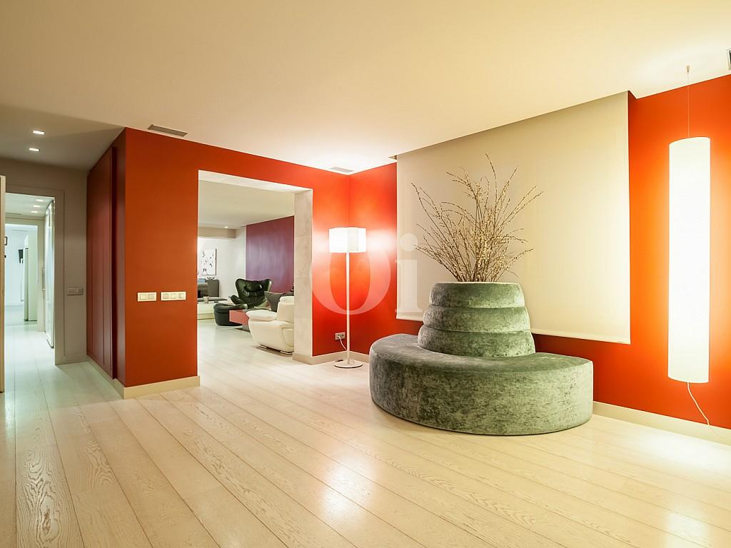 habitación, pasillo, distribuidor, pasillo de diseño,