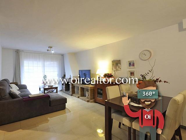 Acogedora y reformada casa en venta en Arenys de Mar