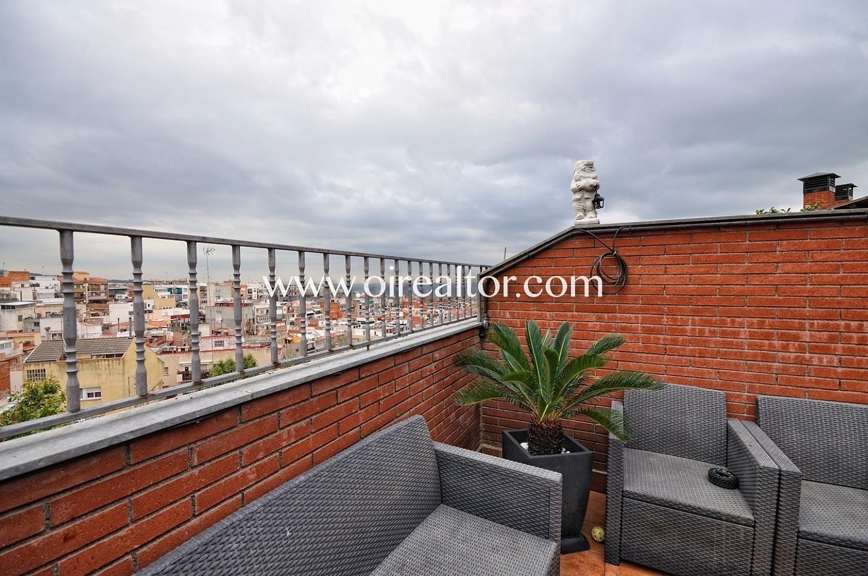 Terraza, solárium tomar el sol, vistas, terraza con vistas, vistas a la ciudad