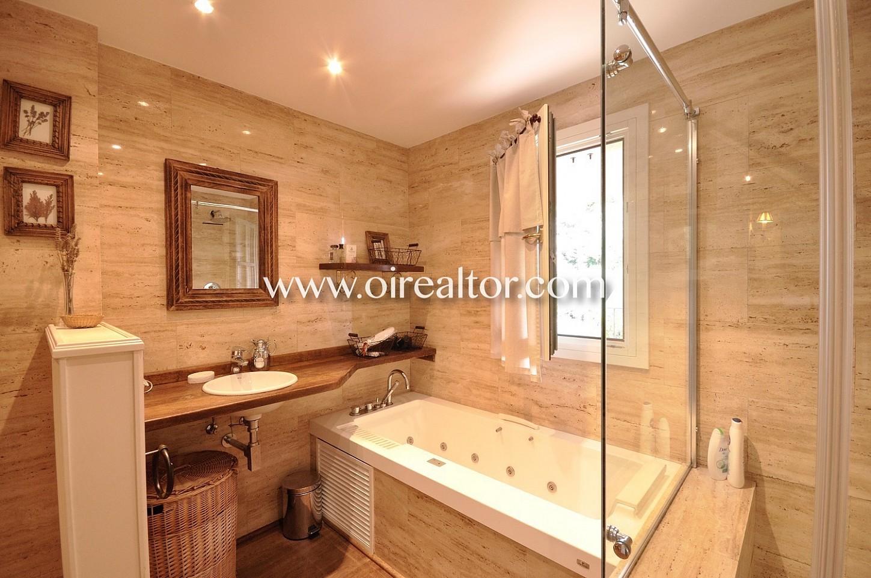 baño con bañera, baño, bañera, hidromasaje, acogedor
